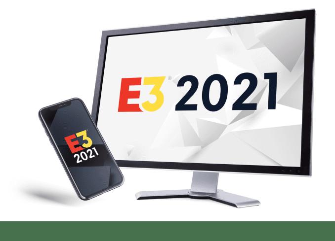 targi e3 2021 w domu