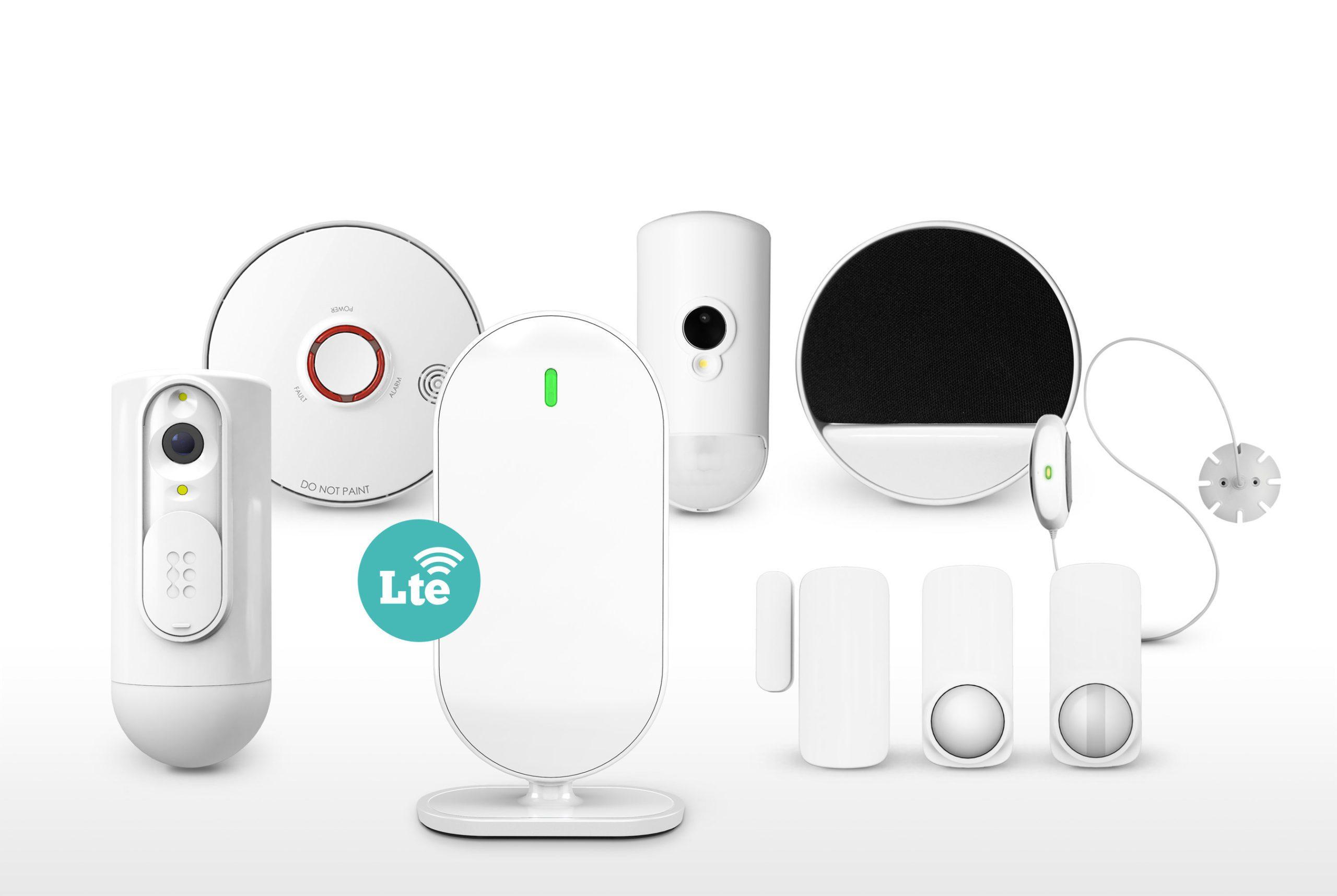 WeR@Home+ – nowe urządzenia zabezpieczające smart home wchodzą na rynek