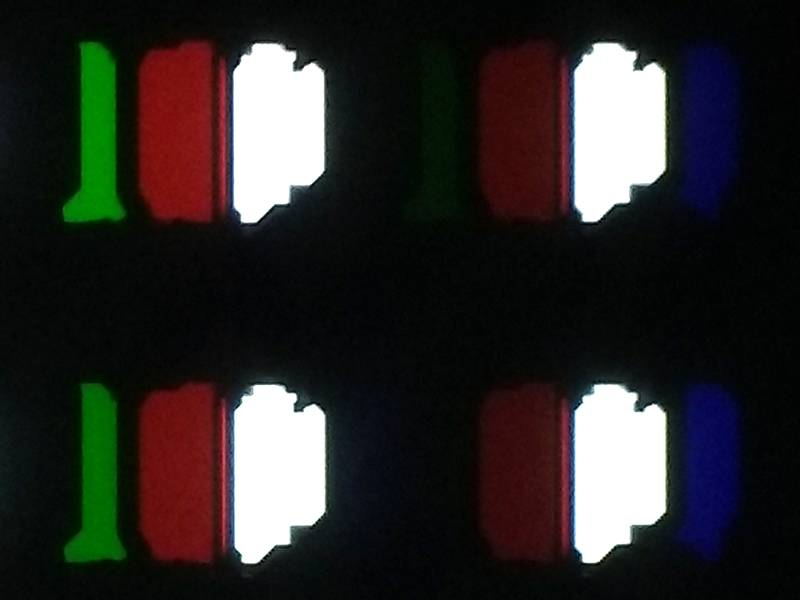 wyświetlacz telewizora sony xr55a90j
