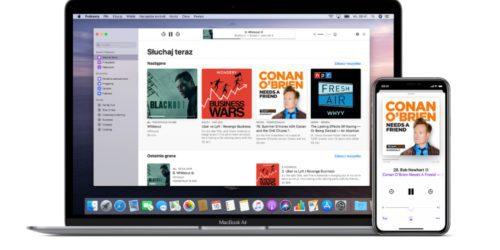 Lepiej późno niż później. 15 czerwca ruszają subskrypcje Apple Podcasts