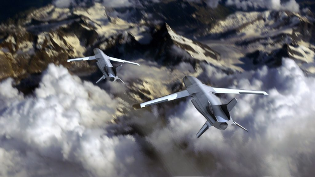 FCAS manned unmanned teaming