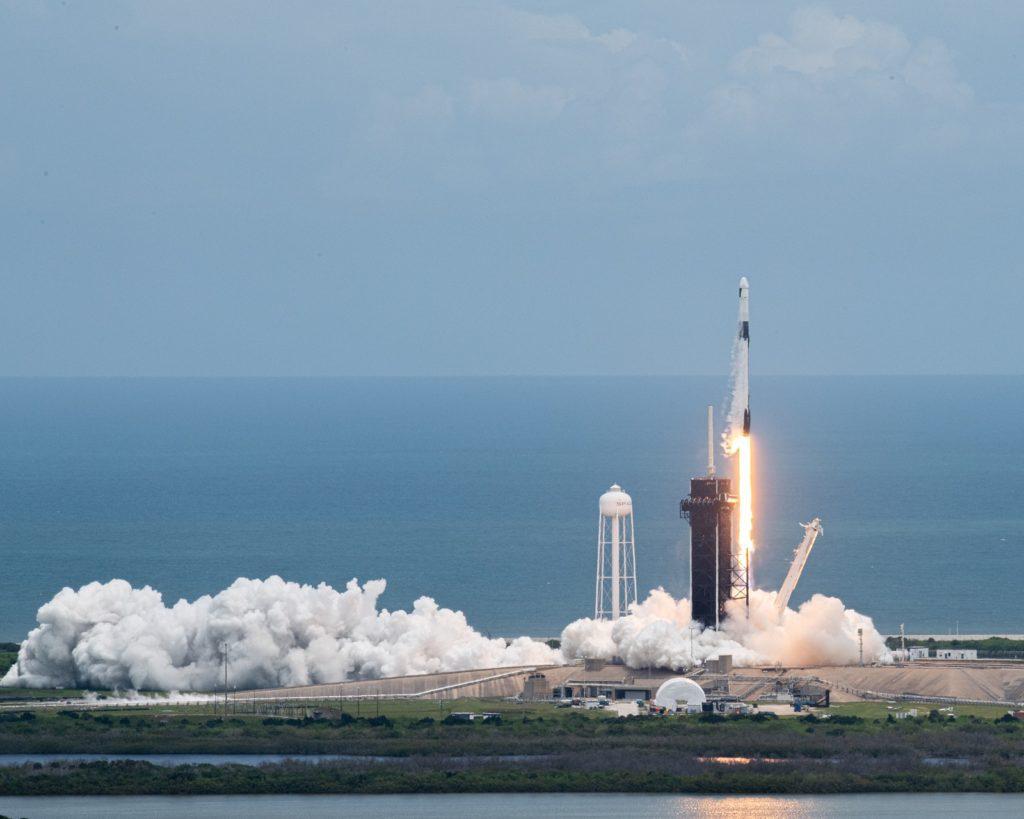 Falcon 9 Cape Canaveral