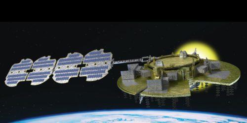 NTS-3. Navigation Technology Satellite - 3, czyli GPS po nowemu