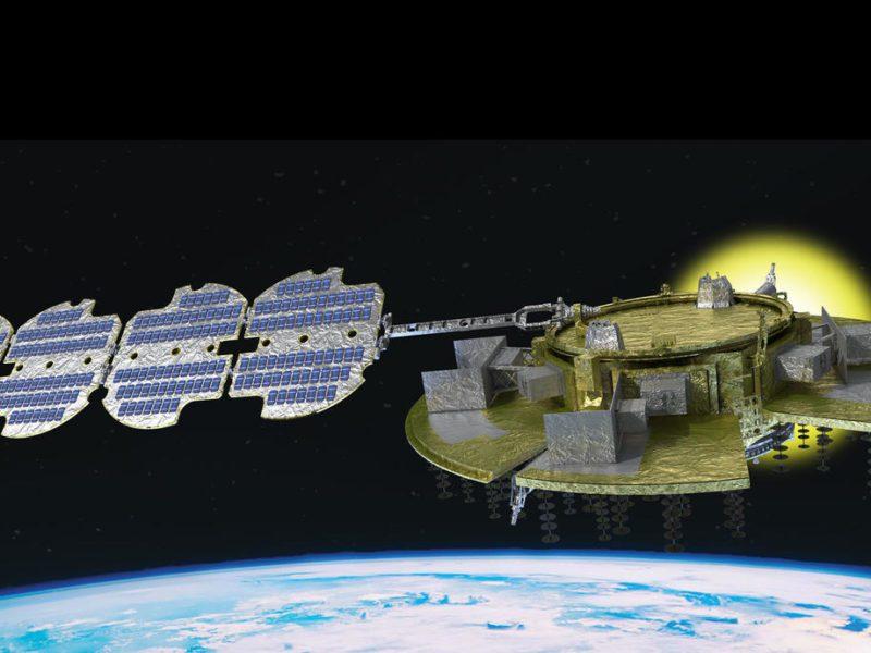 NTS-3. Navigation Technology Satellite – 3, czyli GPS po nowemu