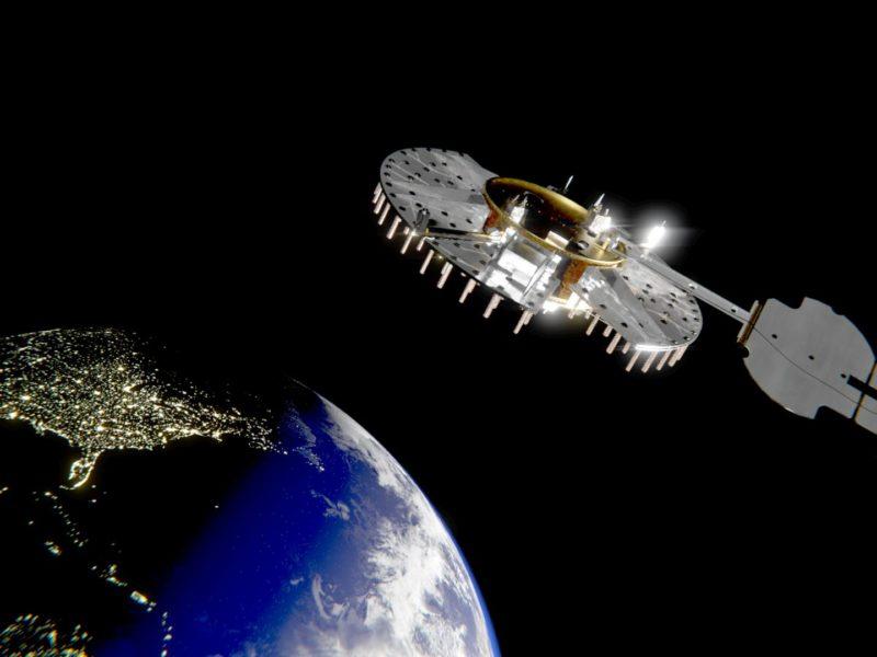 Nowy satelita GPS na horyzoncie. Satellite bus gotowy