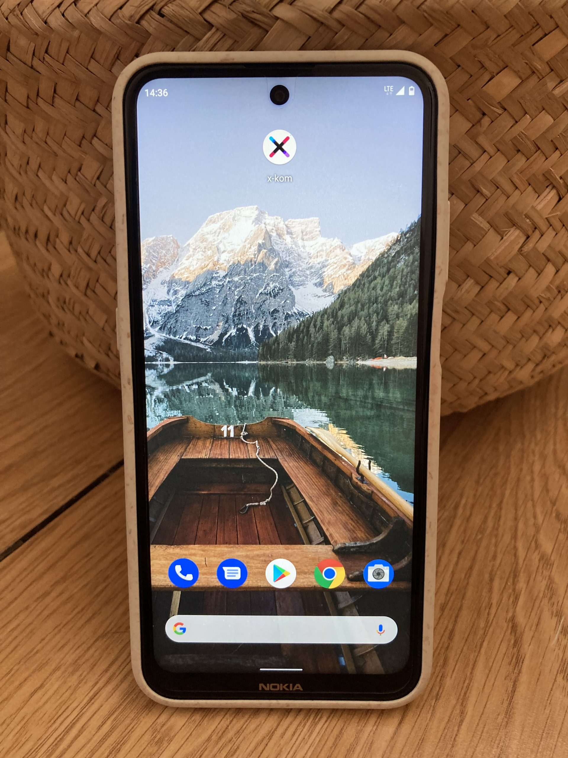 Nokia X20 ekran 2
