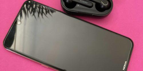 Recenzja smartfonu Nokia x20 i słuchawek Nokia Lite Earbuds. Duet, z którym trudno się rozstać?