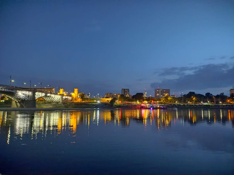 Nokia X20 zdjęcie w trybie nocnym 2