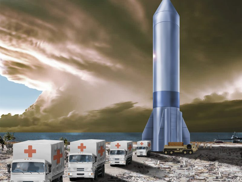 Rocket Cargo. AFRL i rakietowa rewolucja w logistyce