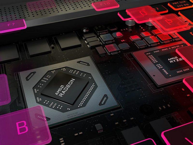 AMD Radeon RX 6000M. Karty graficzne dla laptopów gamingowych