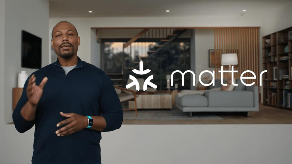 Apple Smart Home Matter
