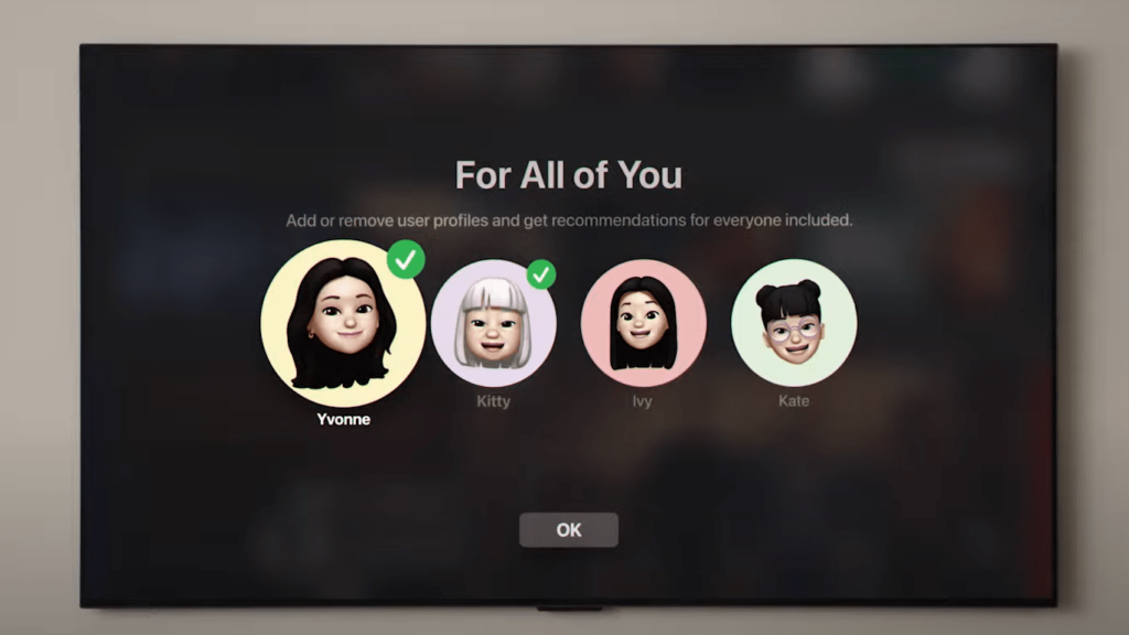Apple TV For All of You