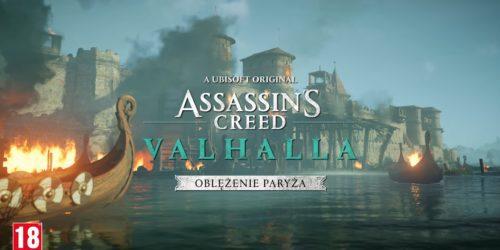 Assassin's Creed Valhalla – Oblężenie Paryża, tryb Discovery Tour i zapowiedź nowego dodatku