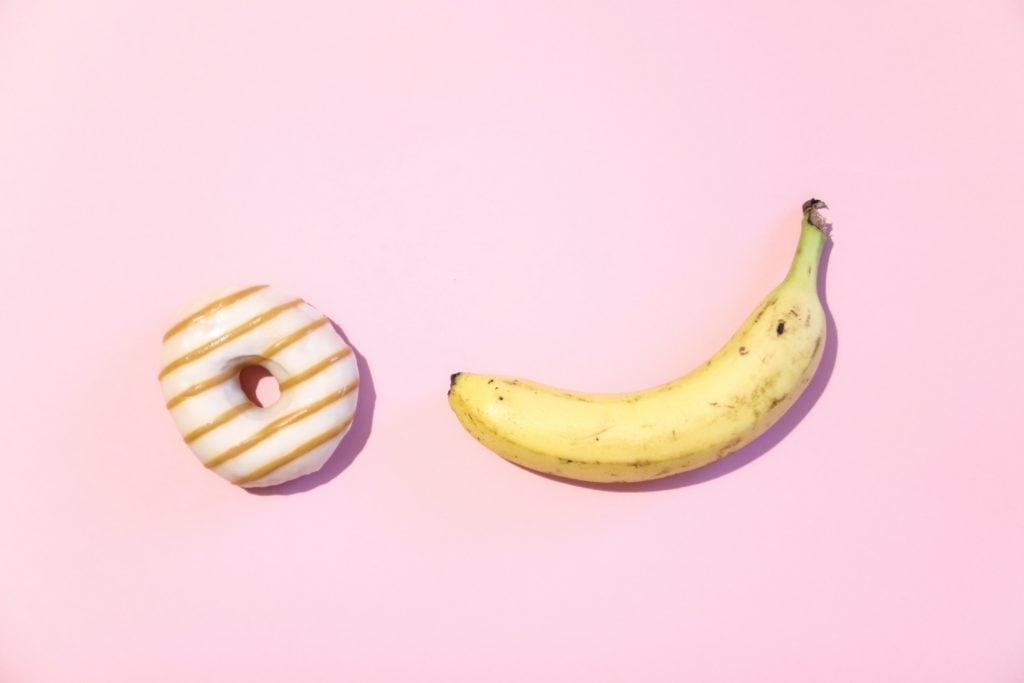 banan i donut