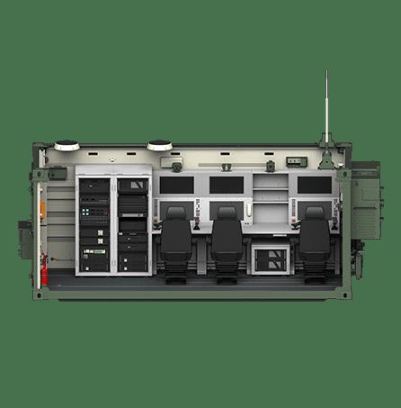 bayraktar tb2 naziemna stacja kontroli