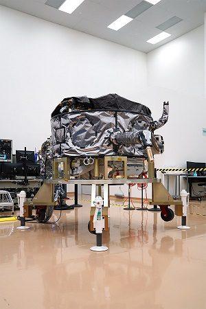 bus satelite dla NTS-3