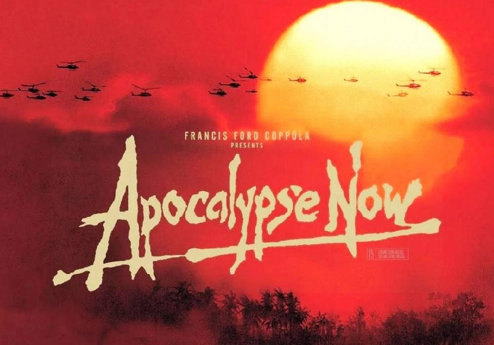 """plakat z """"czasu apokalipsy"""""""