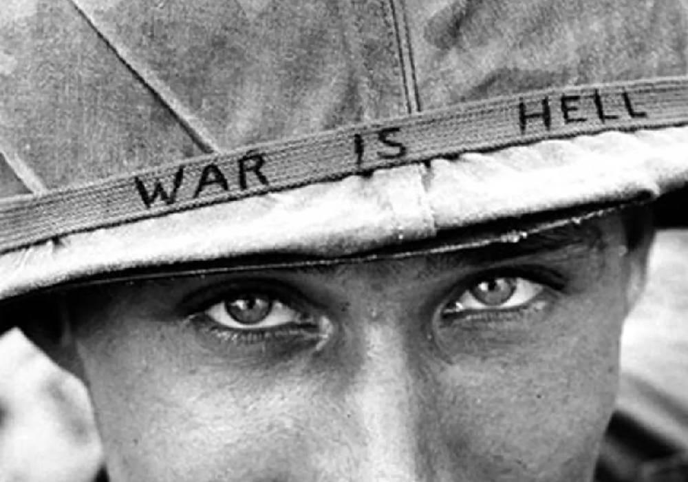 wojna to piekło