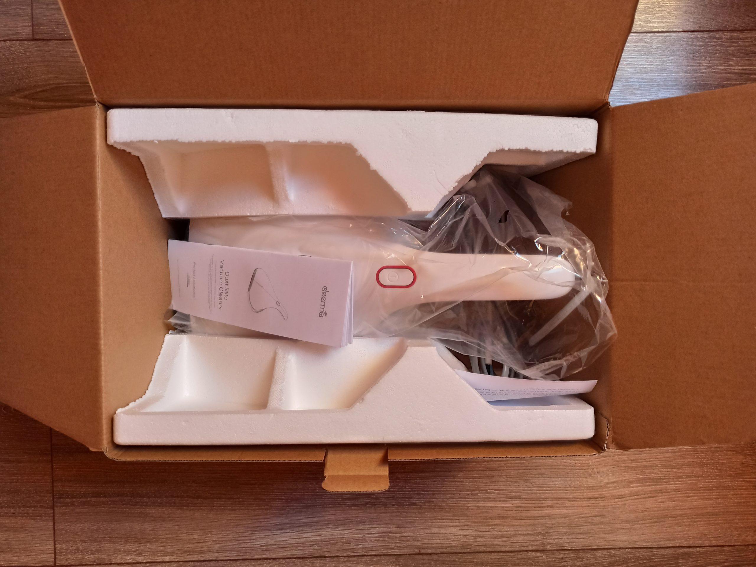 Deerma CM800 unboxing