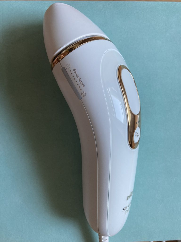 depilator Braun Silk-expert Pro 5 bok