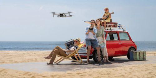 Dron dla podróżników. Jaki model zabrać na wakacje?