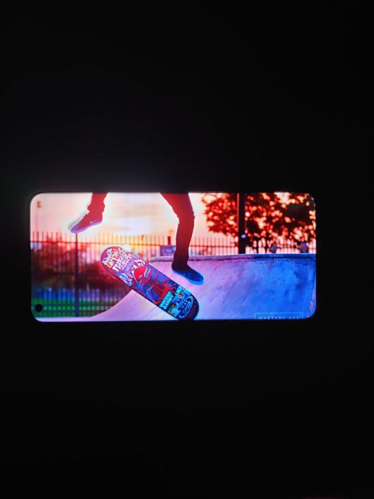 ekran deskorolka OnePlus 9 Pro