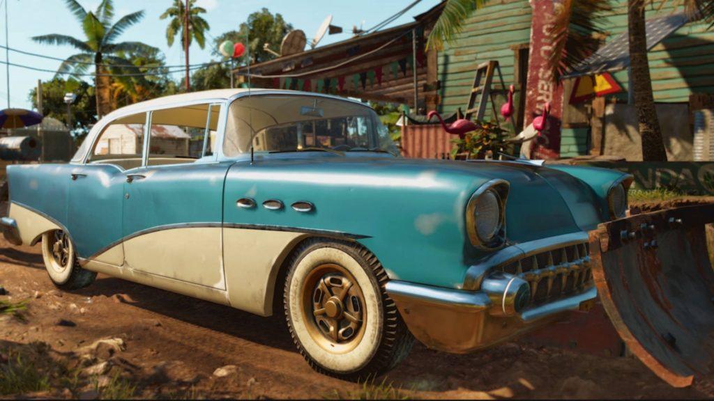 Far Cry 6 pojazdy