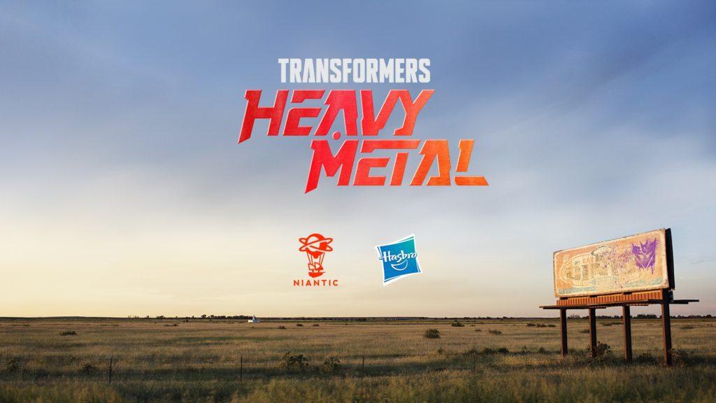 gra Transformers Heavy Metal