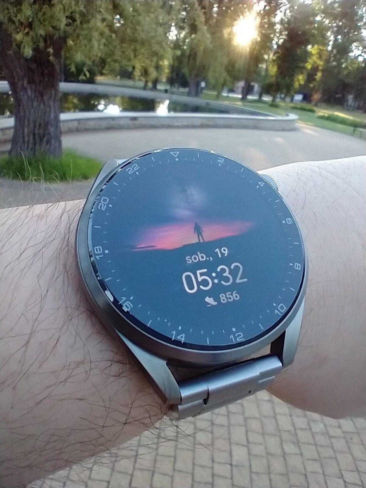 Huawei Watch 3 Pro Elite tarcza Galeria