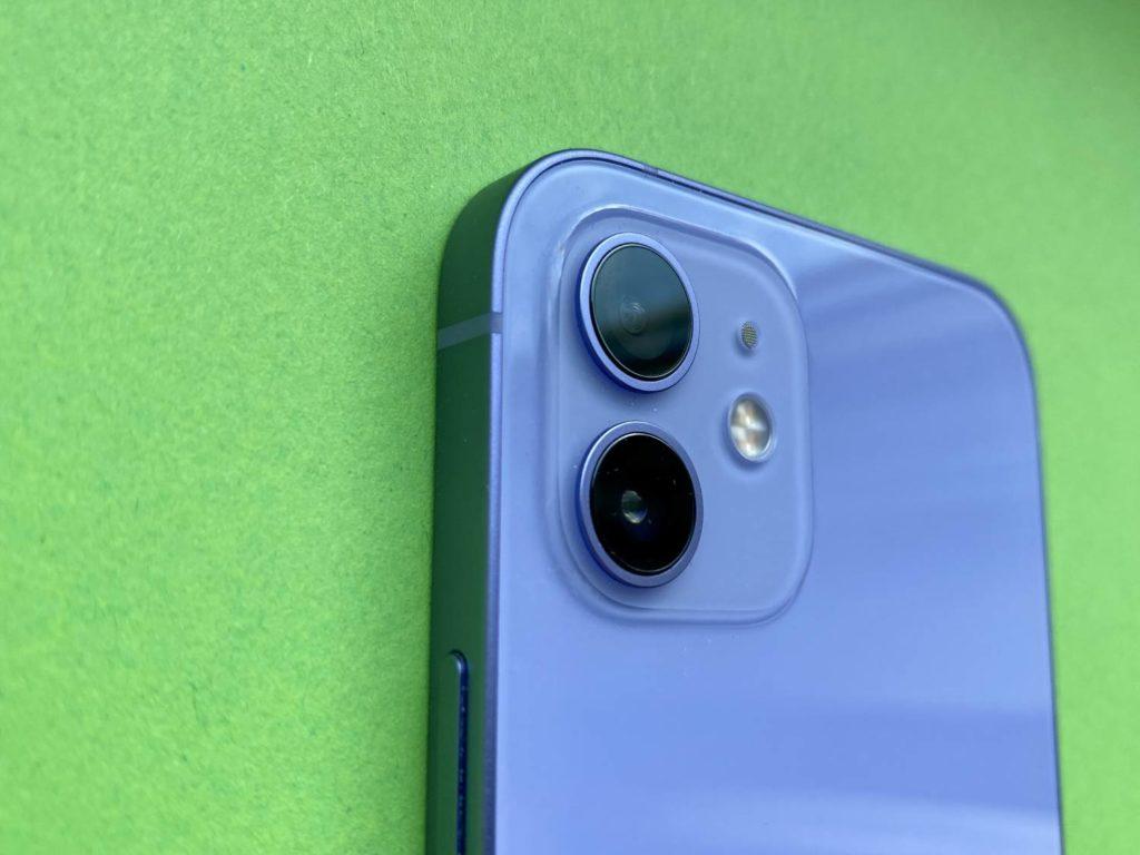 iPhone aparat