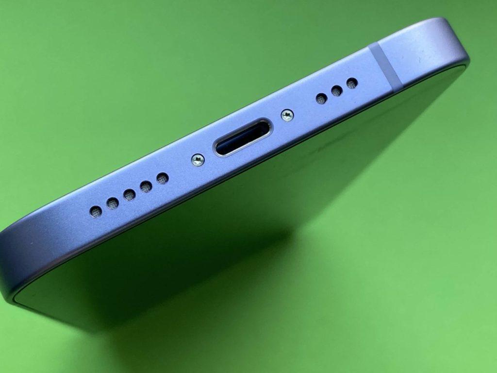 iPhone 12 głośniki