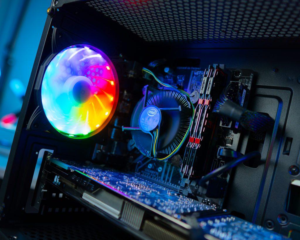 intel box chłodzenie procesora cpu