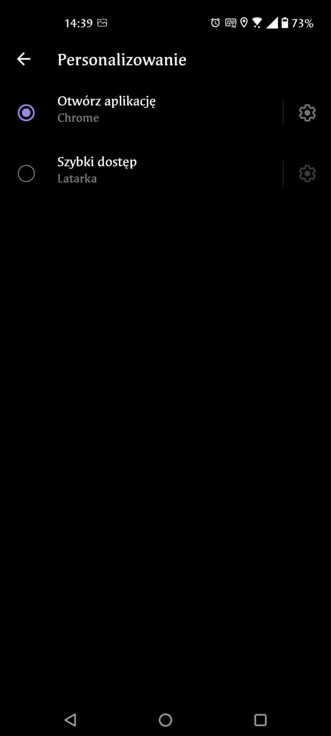 inteligentny klawisz opcje asus zenfone 8
