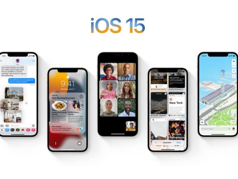 iOS 15 – najnowsza wersja systemu Apple. Które modele otrzymają aktualizację?