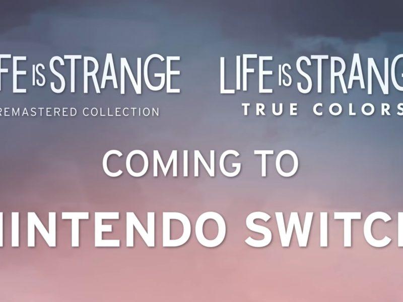 Life is Strange Remastered Collection i Life is Strange: True Colors pojawią się na Nintendo Switch
