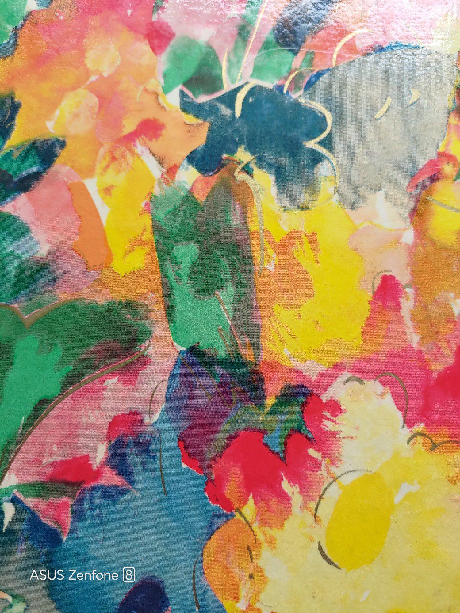 kolory na zdjęciach aparatem zenfone 8