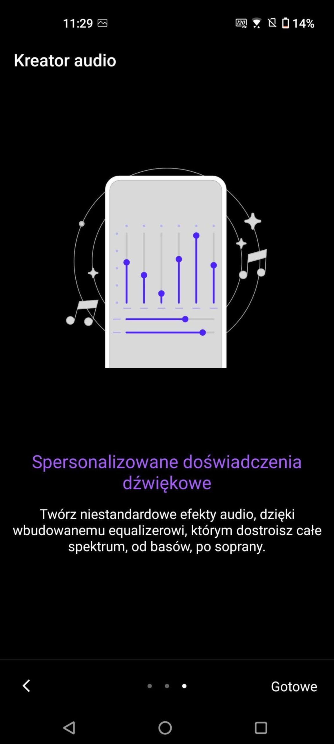 kreator audio asus zenfone 8