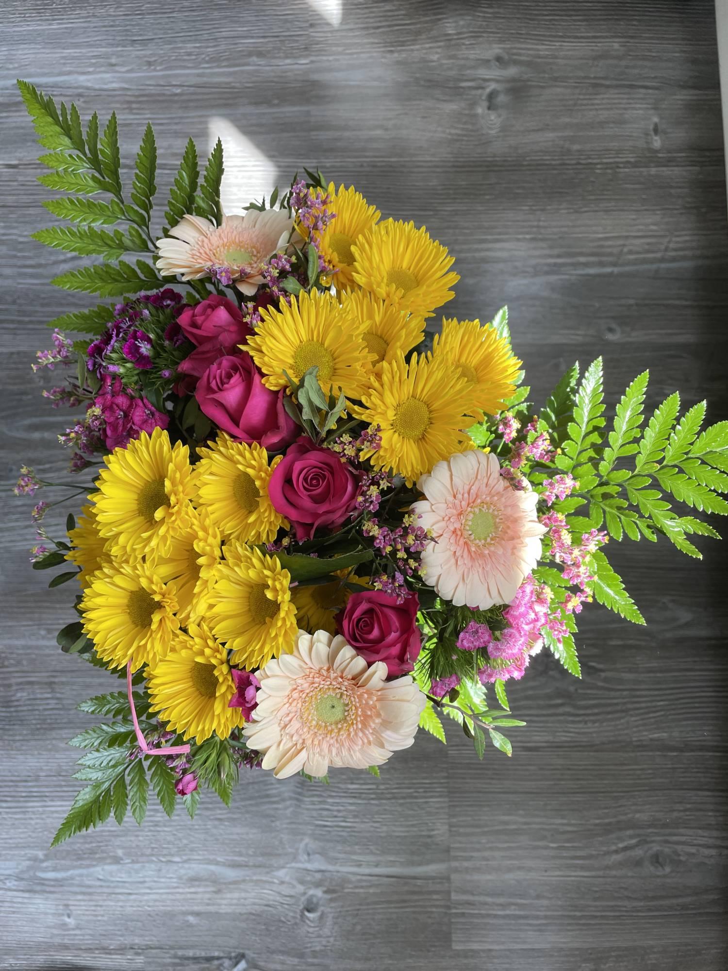 kwiaty iPhone 12