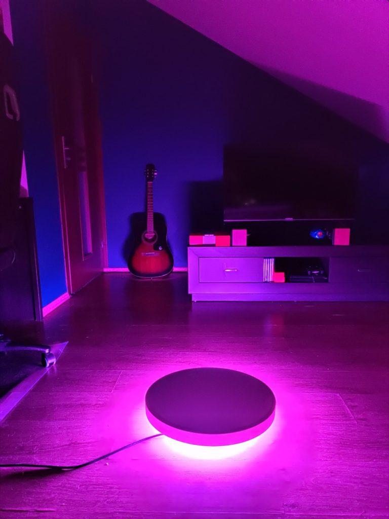 oświetlenie LED RGB yeelight arwen ceiling light 450s