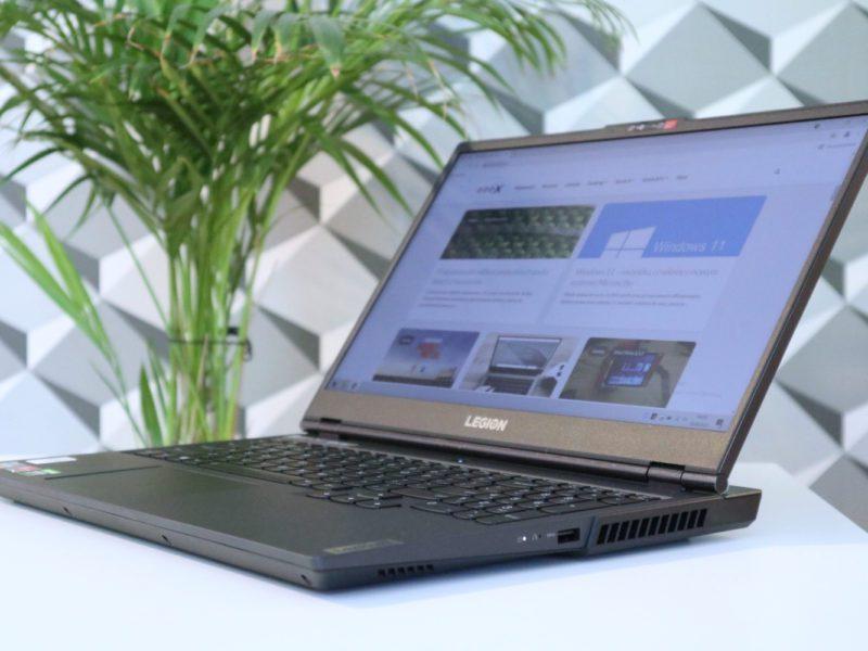 Najlepszy laptop do 5000 zł? Test i Recenzja Lenovo Legion 5 z AMD Ryzen 7
