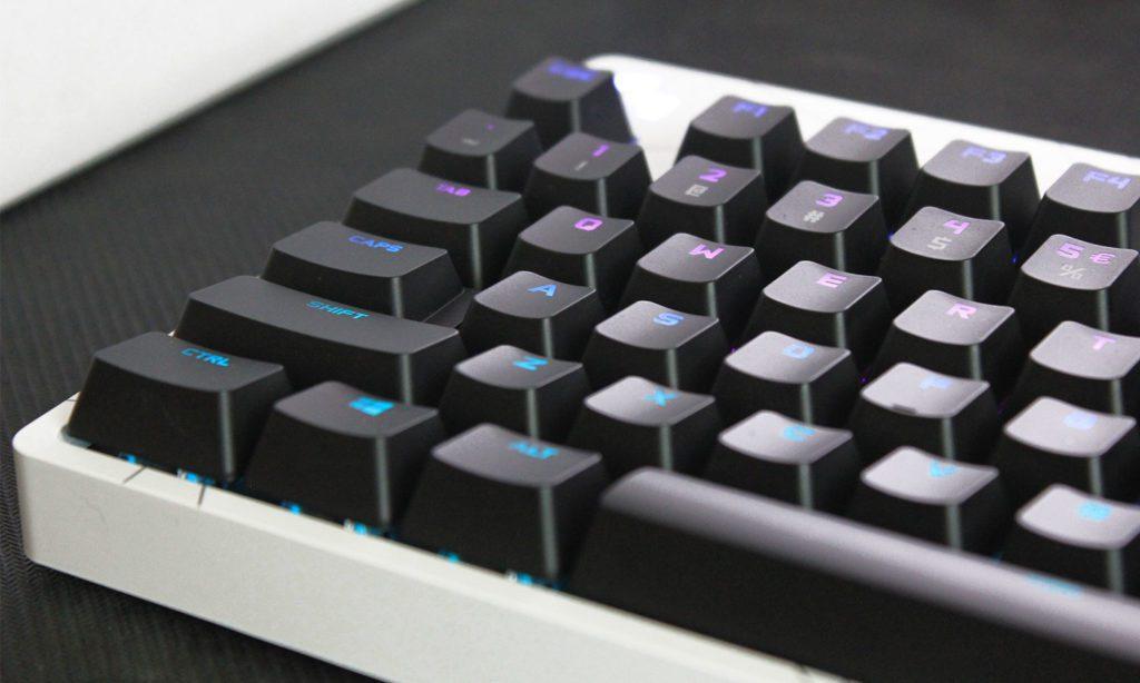 klawisze klawiatury dla graczy logitech g pro k/da
