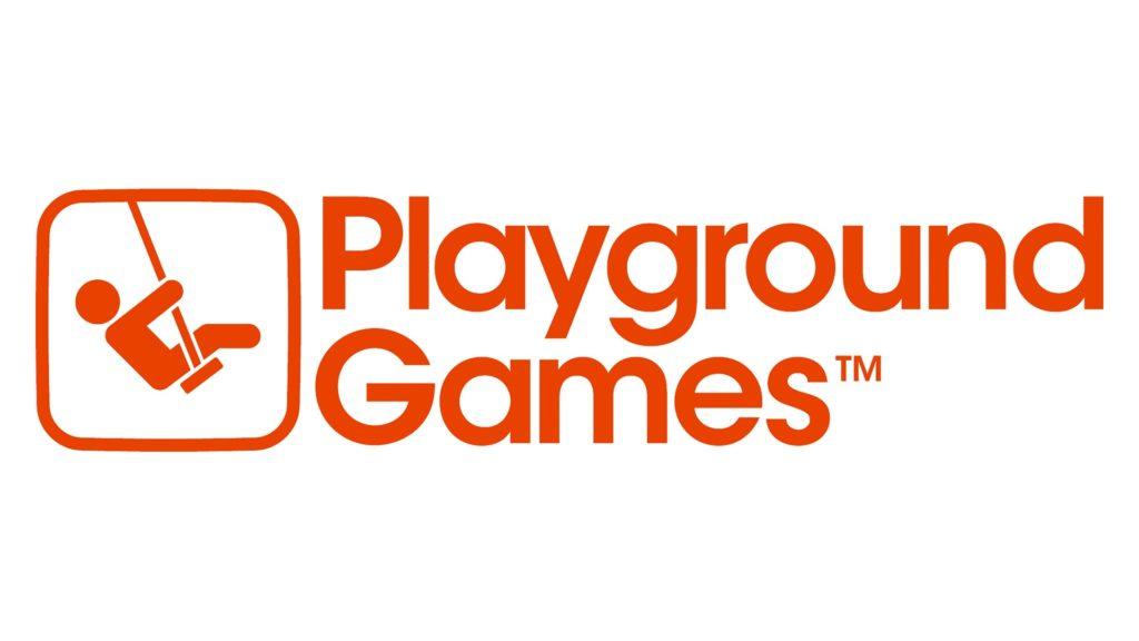 logo brytyjskiego studia playground games