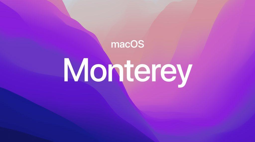 macOS 12 Monterey logo