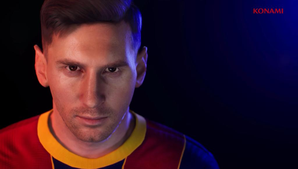 Messi PES 2022