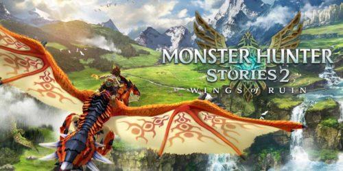 Zapowiedź Monster Hunter Stories 2: Wings of Ruin na E3 2021. Nowy zwiastun i data premiery