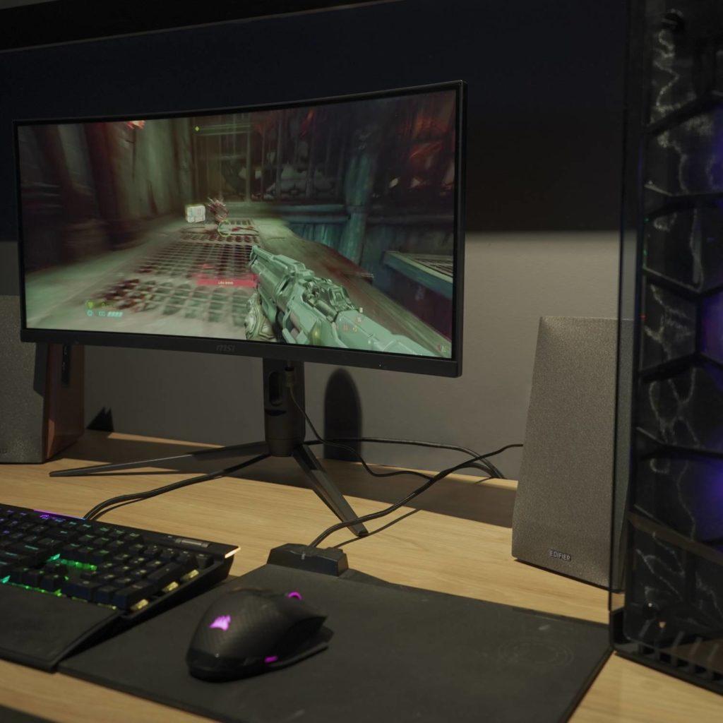 MSI Optix MAG301CR2 Curved gaming