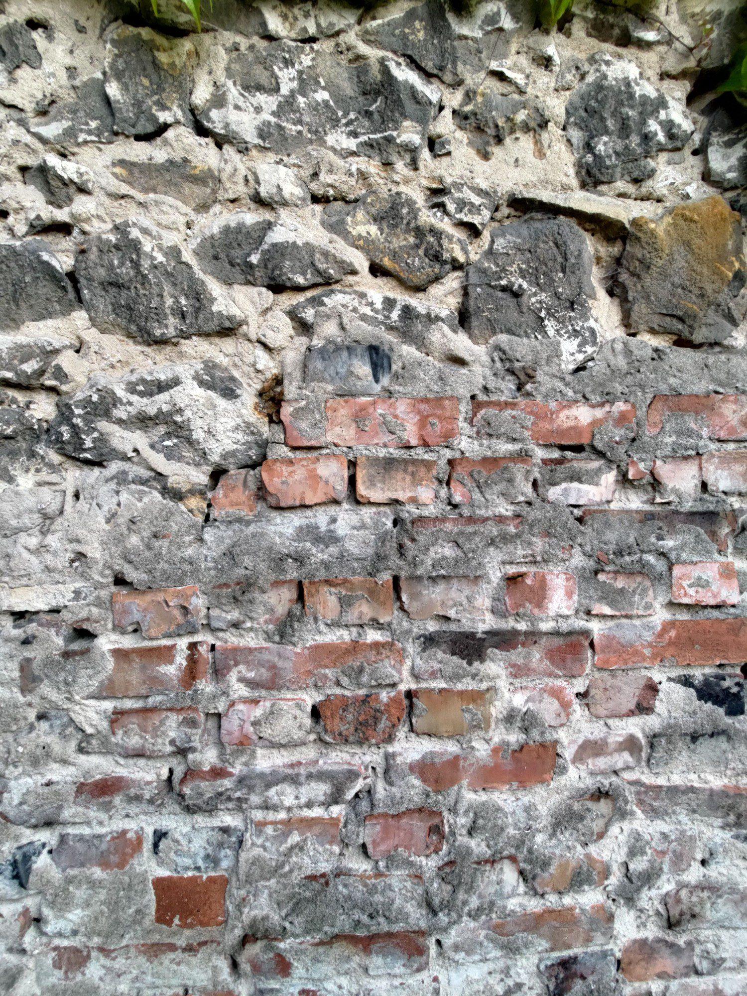 mur zdjęcie szerokokątne z HDR aparatem zenfone 8