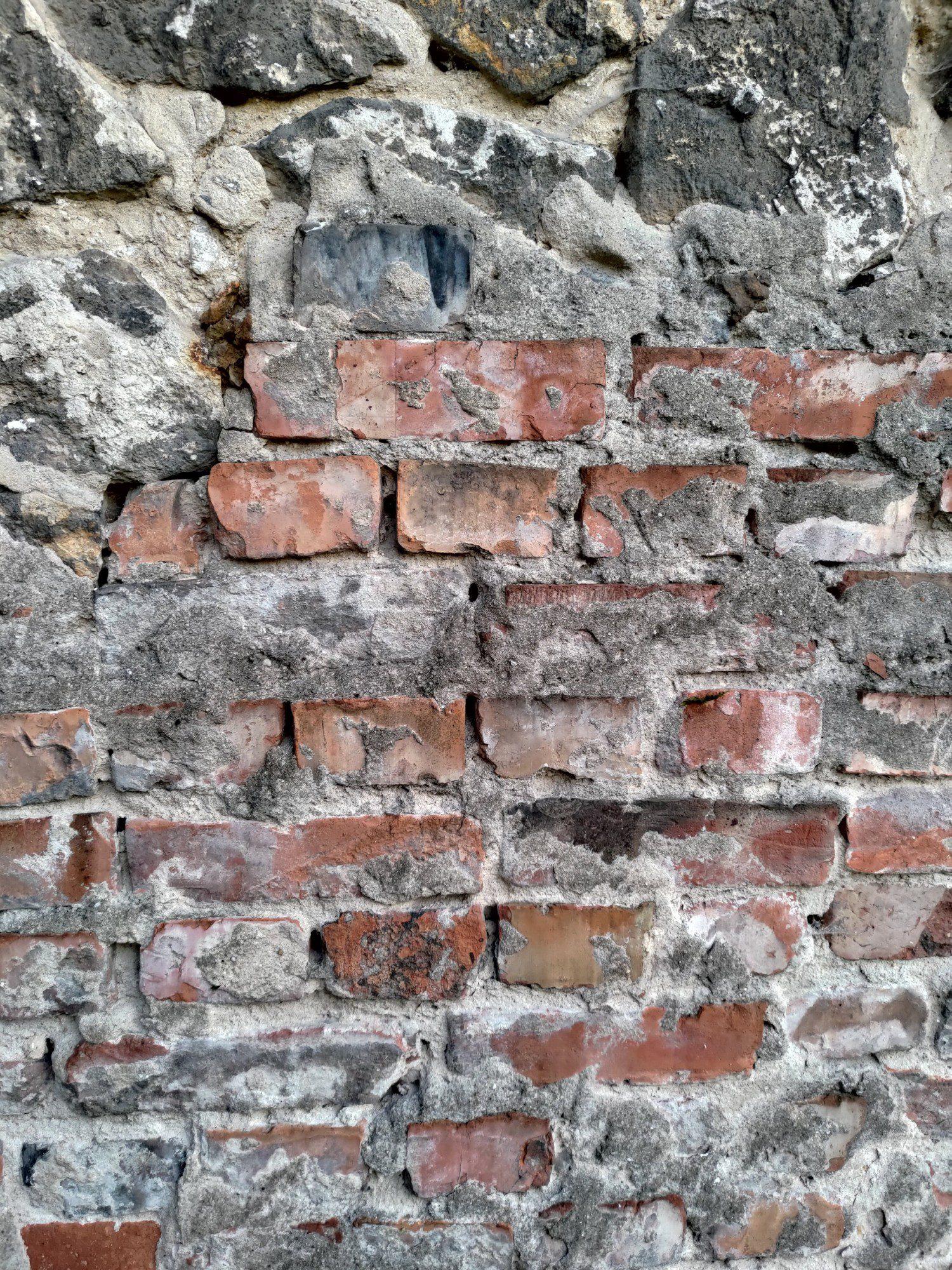 mur zdjęcie z HDR aparatem zenfone 8