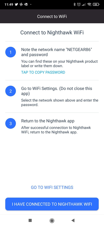 netgear nighthawk konfiguracja wifi