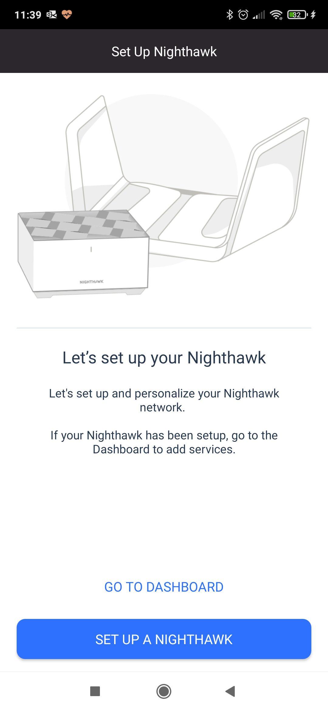 netgear nighthawk rejestracja